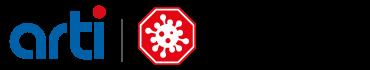 Signalétique Covid-19 par ARTI Logo
