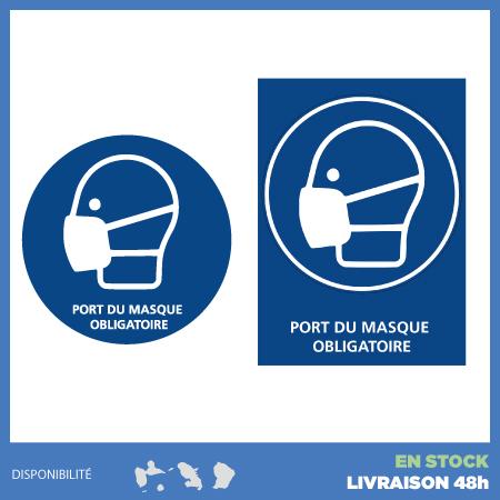 Covid-19 Masque Obligatoire